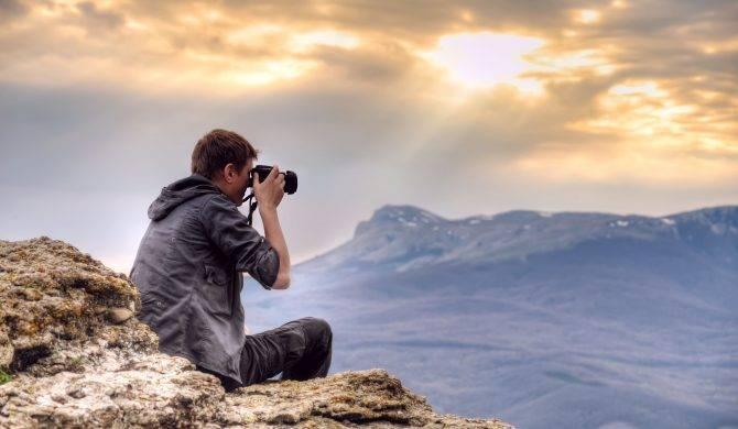 хочу стать фотографом